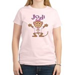 Little Monkey Jodi Women's Light T-Shirt