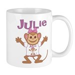 Little Monkey Julie Mug