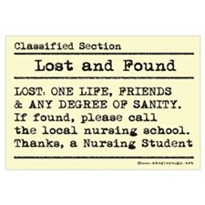 Lost Found Student Nurse