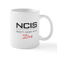 NCIS Don't Mess with Ziva Mug