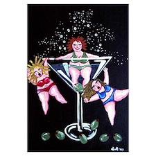 3 Martini Divas