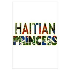 Unique Haiti map Wall Art