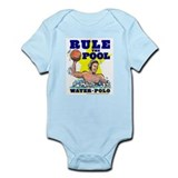 Funny Play pool Infant Bodysuit
