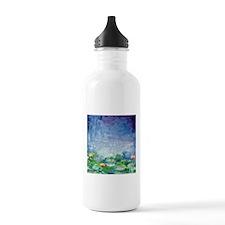 """""""Waterlilies"""" Water Bottle"""