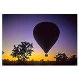 EArly Morning Balloon ride Australia