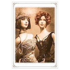 1920s Flapper Dolls ~