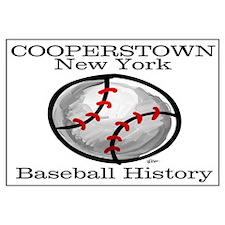 Cooperstown NY Baseball shopp