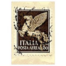 Pegasus Stamp