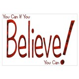 Believe! (Red)