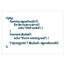 PHP Rocks!