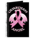 Pink Guardian Angel Journal