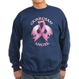 Pink Guardian Angel Sweatshirt