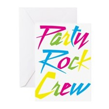 Party Rock Greeting Cards (Pk of 20)