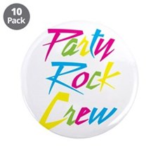 "Party Rock 3.5"" Button (10 pack)"