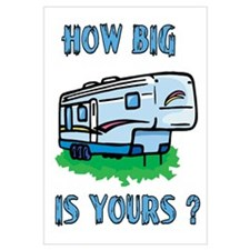 How big is yours?