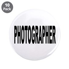 "Photographer 3.5"" Button (10 pack)"