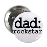 "Dad Rockstar 2.25"" Button"