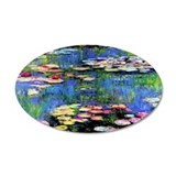 MONET WATERLILLIES Wall Decal