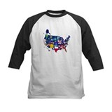 USA State Flags Tee