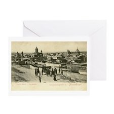 Gyumri, Armenia Greeting Cards (Pk of 10)