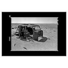 Car in Desert 16