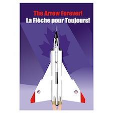 CF-105 Arrow Print