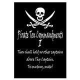 Pirate Commandment I
