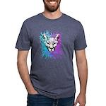 Blue Stars DWTS Martinez Light T-Shirt