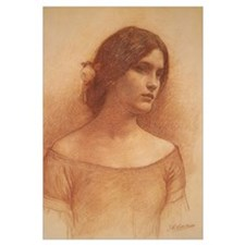 Study for the Lady Claire