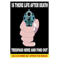 Funny Gun Warning