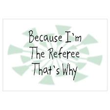 Because Referee