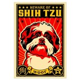 Beware of SHIH TZU!
