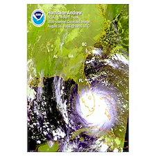 Hurricane Andrew 16 X 20