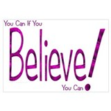 Believe! (purple)