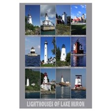 Lighthouses of Lake Huron