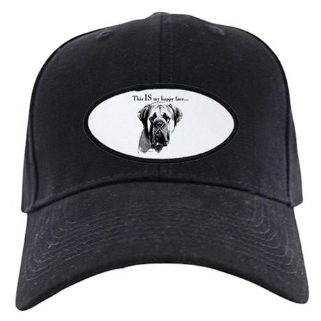 Mastiff 137 Black Cap