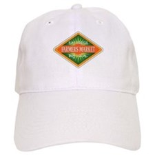 Eat Fresh Farmers Market Baseball Cap
