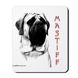 Mastiff 107 Mousepad