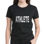 Athlete Women's Dark T-Shirt