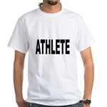Athlete White T-Shirt