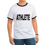 Athlete Ringer T