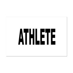 Athlete Posters