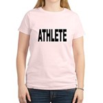 Athlete Women's Light T-Shirt