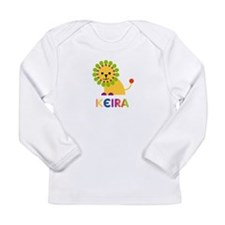 Keira the Lion Long Sleeve Infant T-Shirt