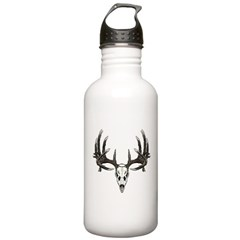 Big whitetail buck Stainless Water Bottle 1.0L