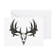Big whitetail buck Greeting Cards (Pk of 20)