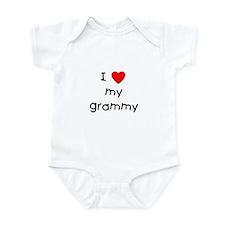I love my grammy Infant Bodysuit