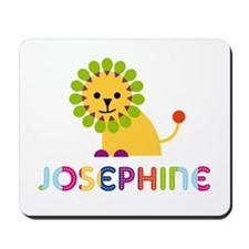 Josephine the Lion Mousepad