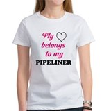 My Heart Belongs to my Pipeli Tee