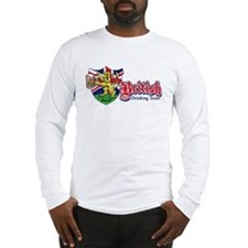 British Drinking Team Long Sleeve T-Shirt